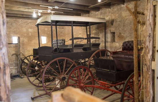 Pioneer Museum Complex: Wagons