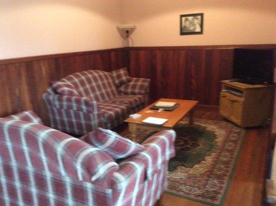 Pemberton, Australia: The lounge