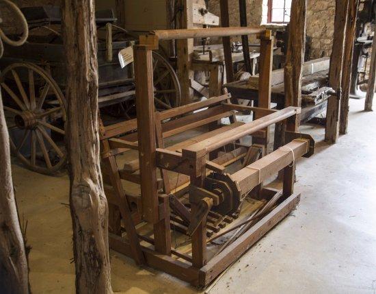 Pioneer Museum Complex: Loom