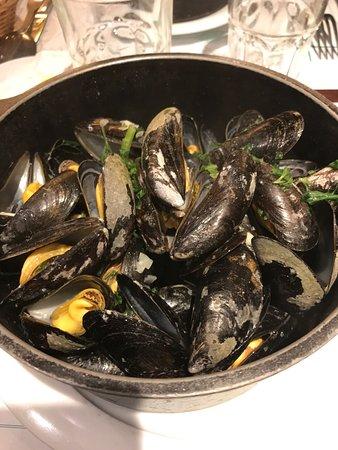L on de bruxelles paris porte maillot 95 bd gouvion st cyr restaurant avis num ro de - Restaurant fruit de mer porte maillot ...