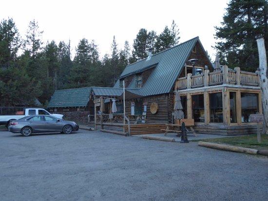 La Pine, OR: Lodge