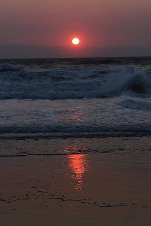 Lands End : sunset