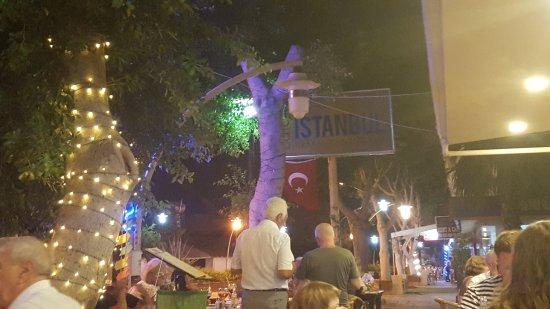 Cafe Istanbul Restaurant: 20170921_185610_large.jpg