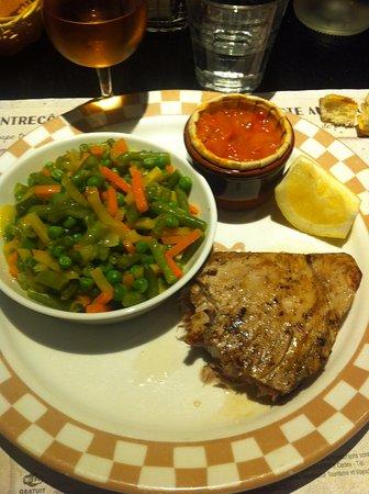 Restaurant courtepaille chartres dans chartres avec for Bon restaurant chartres