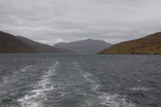 Leenane, Ireland: Killary Fjord Boat Tours September 2017