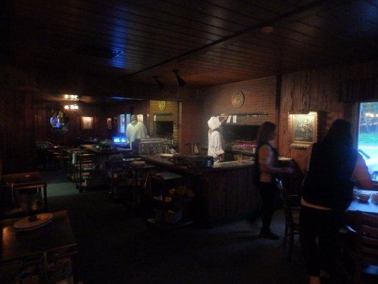 Rhinelander, WI: 2nd dining area