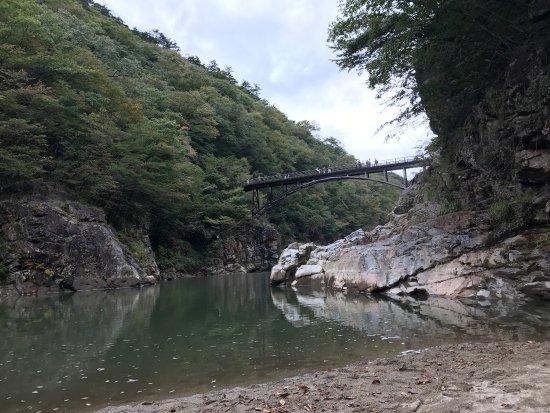 Ryuokyo Canyon : photo1.jpg