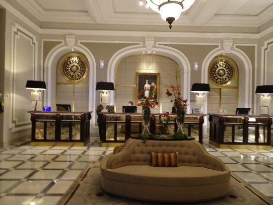 Hotel Maria Cristina, a Luxury Collection Hotel, San Sebastian: Lobby