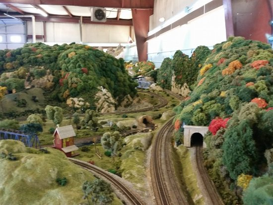 Washington, MO: One of the many dioramas