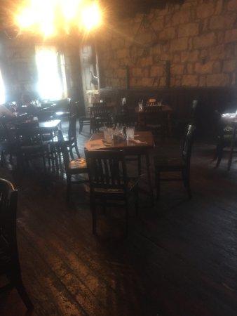 Old Talbott Tavern Restaurant Menu