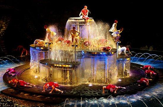Le Reve Show Picture Of Encore At Wynn Las Vegas Las Vegas Tripadvisor