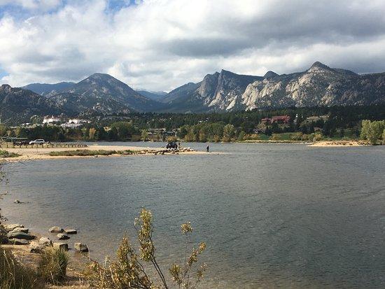Lake estes marina estes park all you need to know for Cabin rentals near fort collins colorado