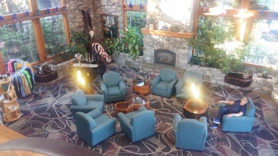 Oakhurst, CA: Lobby