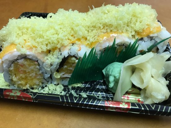 Noblesville, IN: We offer fresh sushi and delicious hibachi