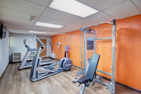 Obetz, OH: Fitness Room