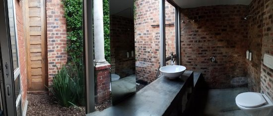 Motel Mi Pi CHi: Bathroom
