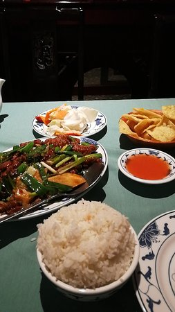 Armonk, Estado de Nueva York: David Chen Chinese Restaurant
