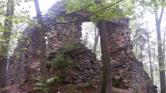 Бланско, Чехия: кусочек замка