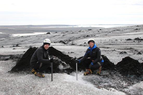 Хофн, Исландия: Glacier Trolls