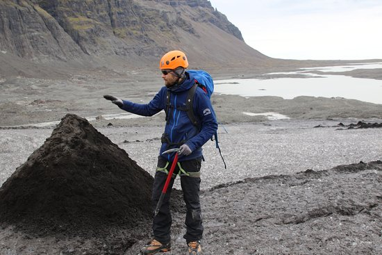 Hofn, Iceland: Our guide