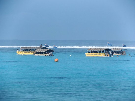 Ngatangiia, Wyspy Cooka: Tyhis was one of many lovely days with the tourists enjoying some snorkleing in the lagoons.