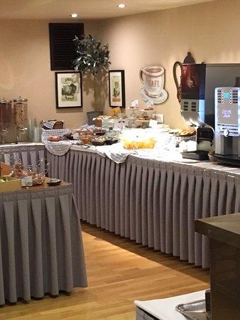 Hermes Hotel: breakfast area