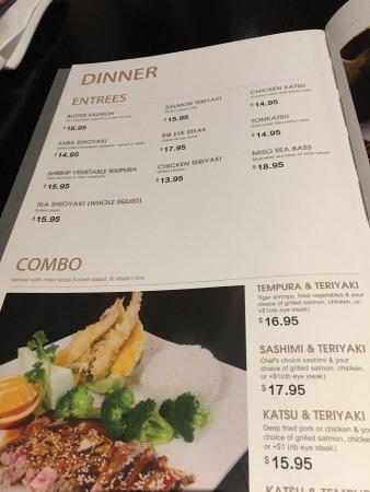 San Leandro, Kalifornia: Zeng Sushi Delight