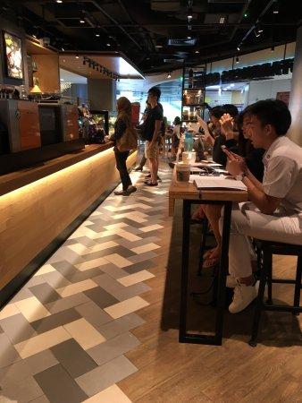 Starbucks Hillion Mall Review Of Starbucks Singapore Singapore Tripadvisor