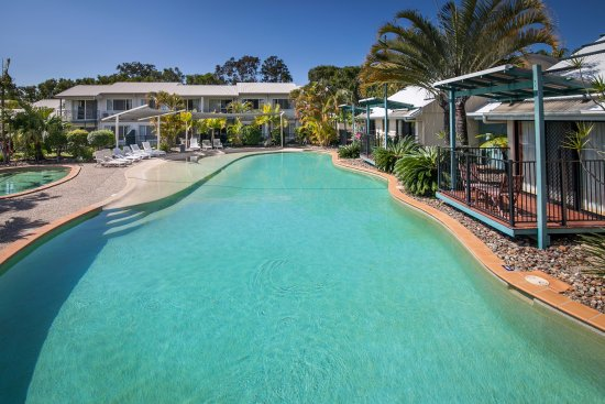 Ivory Palms Resort Noosa : Poolside Apartments