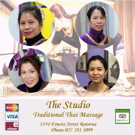 The Studio Traditional Thai Massage