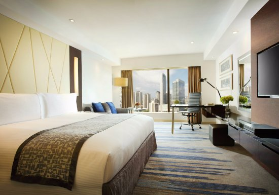 InterContinental Kuala Lumpur: Refurbished Premier Room