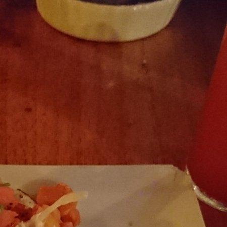 Rumfish y Vino: Lobster tacos