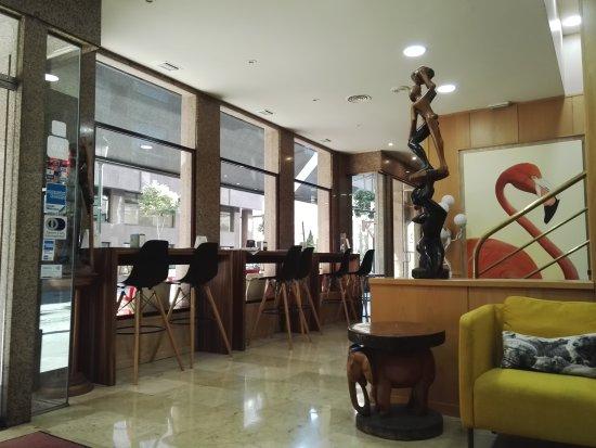 Hotel Del Mar: Hall entrada
