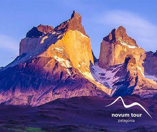 Punta Arenas, Chile: Cuernos de Paine en Parque Nacional Torres del Paine
