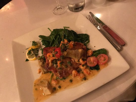 Irene's Cuisine: The food was ok, but only ok. Nothing special. There are better places to eat in New Orleans. Th