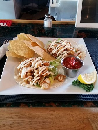 Essex House & Tavern: Fish Tacos