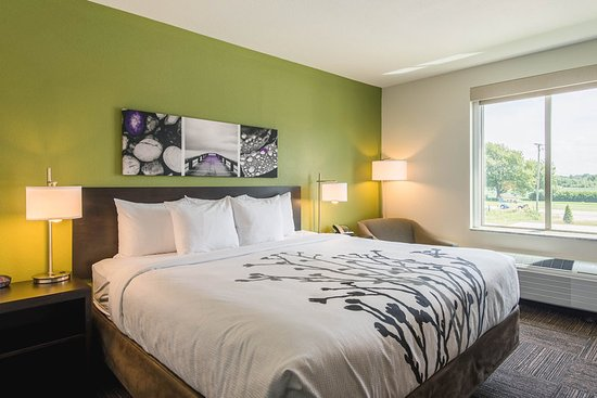 Galion, OH: Guest room