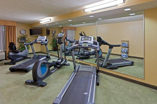 Woodstock, VA: Fitness Center