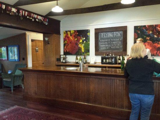 Afton, Βιρτζίνια: Tasting room