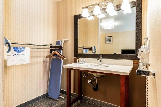 Red Bluff, Kaliforniya: Guest room