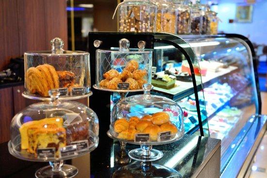 โรงแรมอินเตอร์คอนติเนนตัล กรุงเทพ: Restaurant