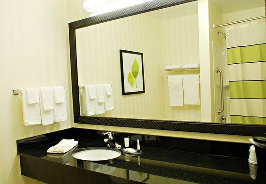 Millville, نيو جيرسي: Guest Bathroom