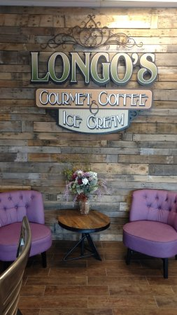 Longo's Gourmet Coffee & Ice Cream