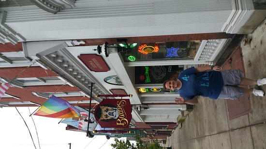 Huntingdon, Pensilvania: We were so happy to find such a great 'safe' place while in town for vacation!