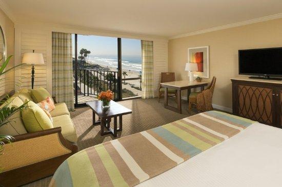 Hotel del Coronado: Coastal View Tower/Cabana - King