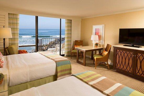 Hotel del Coronado: Ocean View Tower/Cabana - 2 Queens