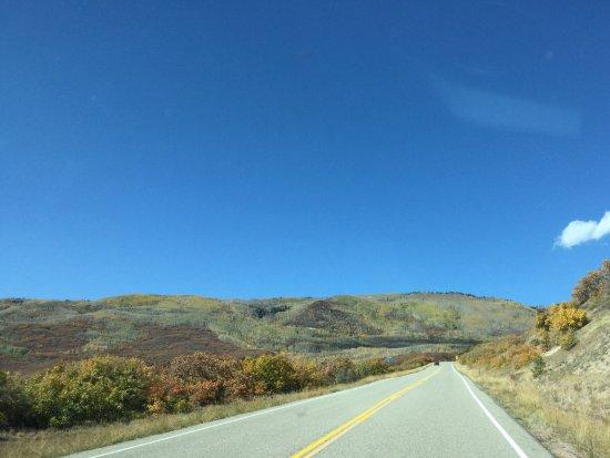 Cedaredge, Κολοράντο: Going to Alexander lodge