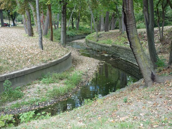 Doan Creek near the Slovak gardens - Picture of Cleveland Cultural ...