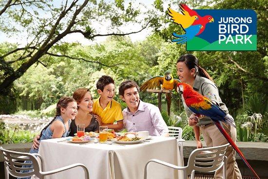 Parque de las Aves en Jurong