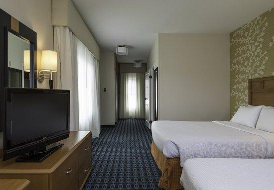 Sebastopol, CA: Queen/Queen Guest Room